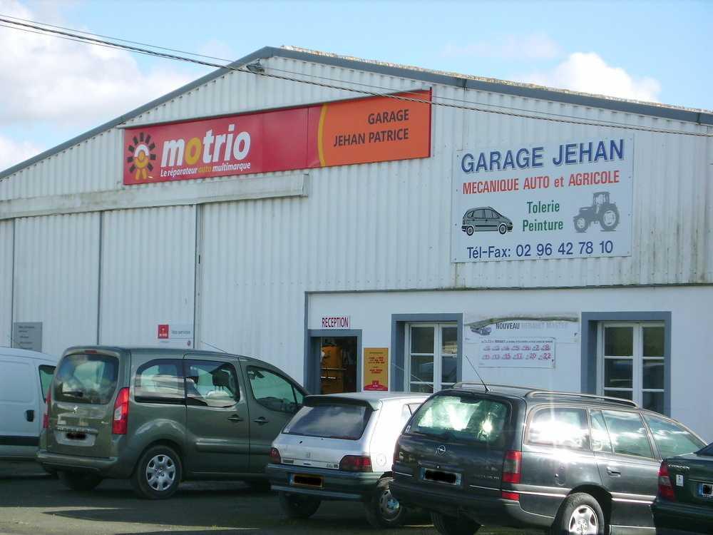 garage jehan